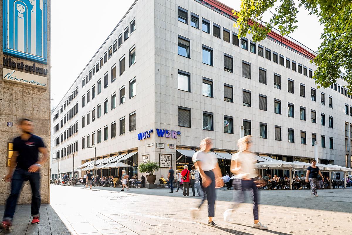 FUNKHAUS | Cafè • Bar • Restaurant | Köln